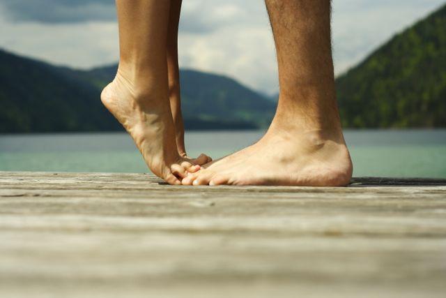 Wie schützt man sich gegen Fußpilz