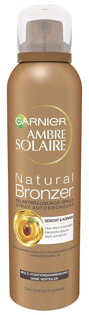 Garnier Ambre Solaire Selbstbräunungs-Spray   Kosmetik