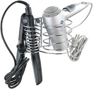 Haartrockner- und Glätteisenhalter