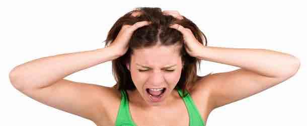 Hilfsmittel gegen juckender Kopfhaut