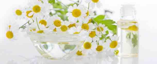 Kamille-Gesichtsdampfbad zur Entspannung selber machen