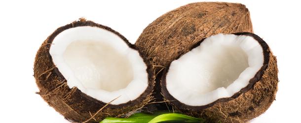 Kokosöl zum backen, braten und für Kosmetikprodukte