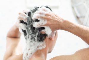Lauryl Methicone Copolyol Shampoo