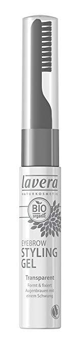 Lavera Style und Care Eyebrow Gel ? Farbe transparent