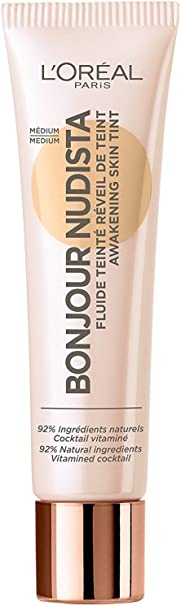 L'Oreal Paris Bonjour Nudista Awakening Skin Tint BB Cream