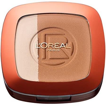 L'Oreal Paris Make Up Glam Bronze Duo Sun Powder