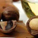 Macadamianussöl für weiche und geschmeidige Haut