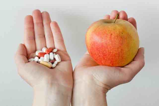Nahrungsergänzungsmittel für die Haut