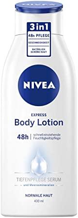 NIVEA Express Body Lotion