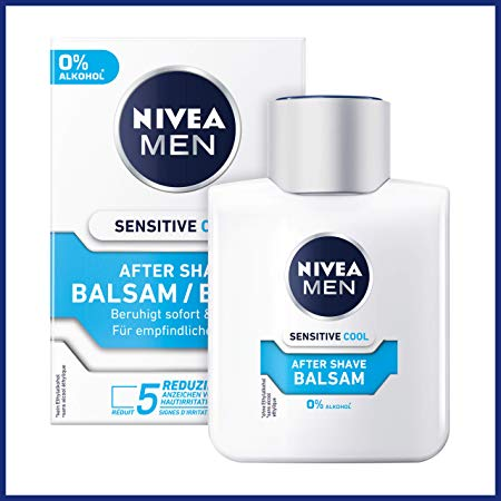 NIVEA MEN Sensitive Cool After Shave Balsam