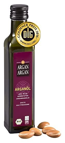 ARGANARGAN Bio-Arganöl geröstet 250ml