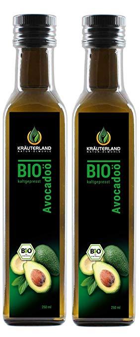 Kräuterland - Bio Avocadoöl 500ml
