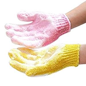 Peelinghandschuhe