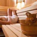 Regelmäßig in die Sauna für gepflegte Haut