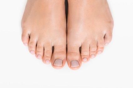 Makellose Füße für den Sommer