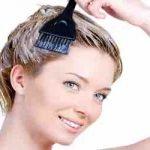 Volleres Haar mit Silizium und der richtigen Pflege