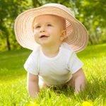 Das Sonnenbad für die Kleinen – Wie lang darf mein Baby in der Sonne spielen?