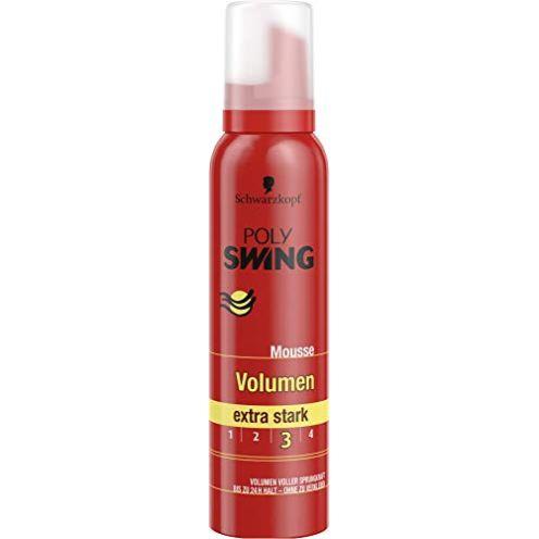 Schwarzkopf Professional Poly Swing Extra Strong Halt 3 Volumen Schaumfestiger