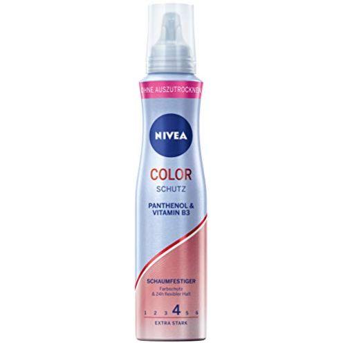 NIVEA Color Schutz Schaumfestiger Extra Stark