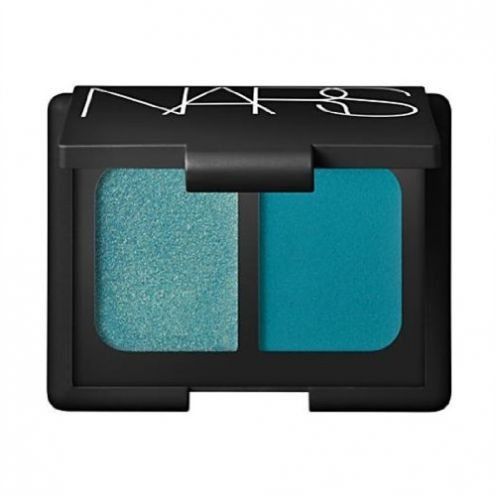 NARS Duo Eyeshadow Burn It Blue 4G