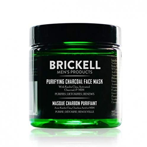 Brickell Men's Purifying Charcoal Face Mask Gesichtsmaske