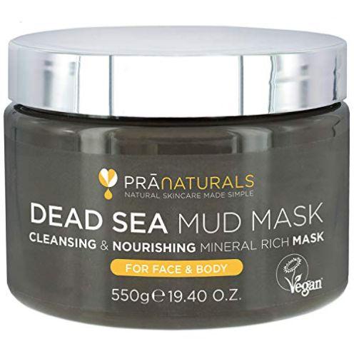 PraNaturals 100% natürliche Gesichts- und Körpermaske