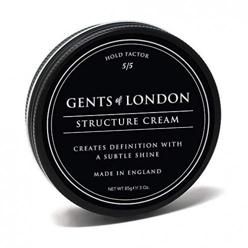 Gents of London Structure Cream - Starken Halt