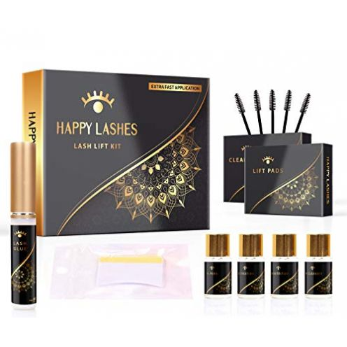 Happy Lashes Wimpernlifting-Set
