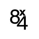 8X4 Logo