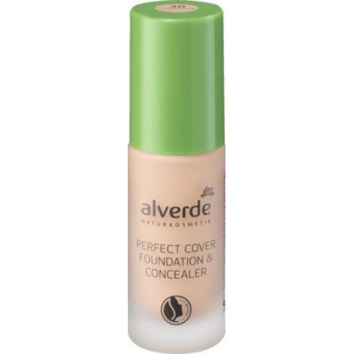 Alverde Perfect Cover Foundation & Concealer Champagne