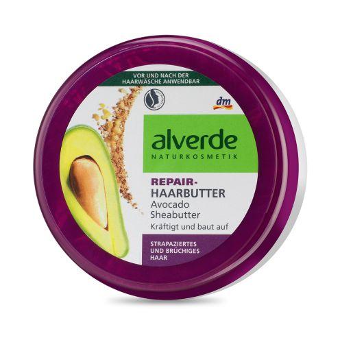 Alverde Repair Haarbutter Sheabutter