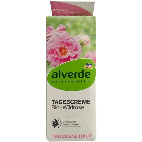 Alverde Tagescreme Wildrose