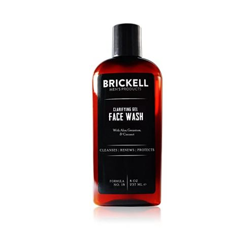 Brickell Brickell Men's Clarifying Gel Face Wash