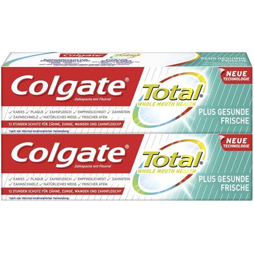 Colgate Total Zahnpasta Plus Gesunde Frische