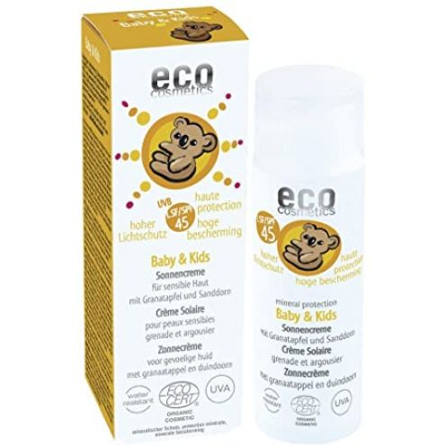 eco cosmetics Baby Sonnencreme LSF45
