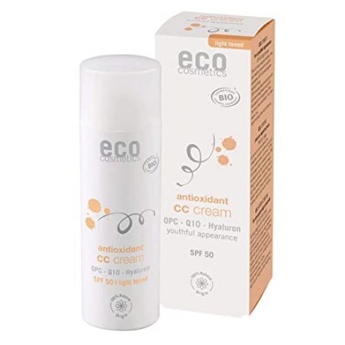eco cosmetics Bio CC Cream Light