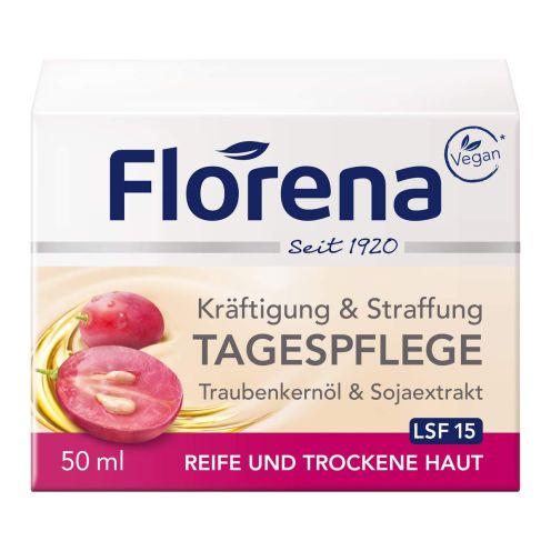 Florena Tagespflege mit Traubenkernöl & Sojaextrakt