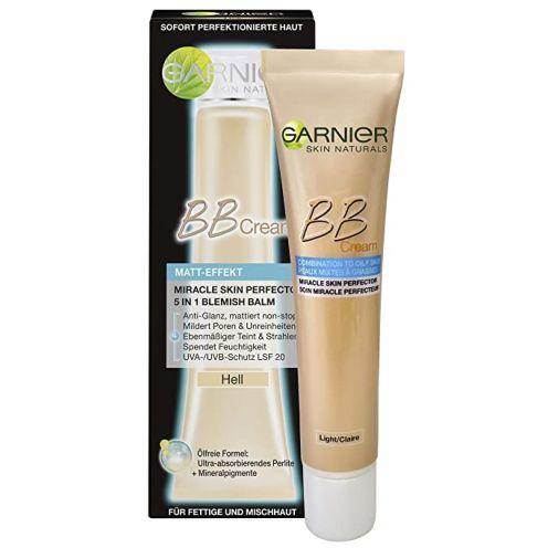 Garnier BB Cream Miracle Skin Perfector Matt-Effekt Hell