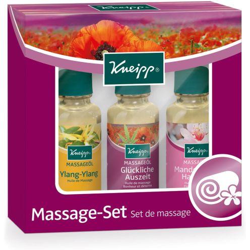 Kneipp Massageöl Set