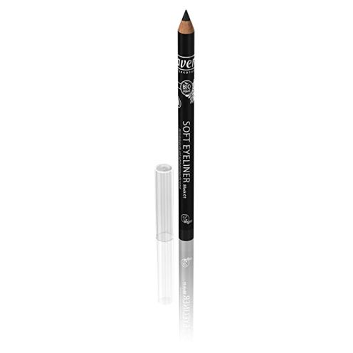 Lavera Soft Eyeliner Black schwarz