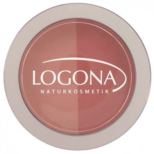 Logona Naturkosmetik Blush Duo No. 02 Peach&Apricot