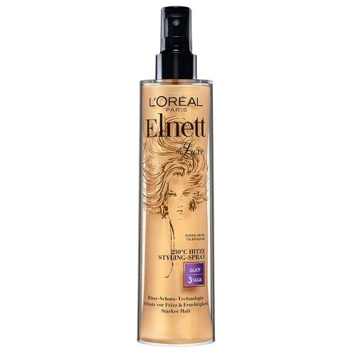 L'Oreal Elnett de Luxe- Hitze Styling-Spray Glatt