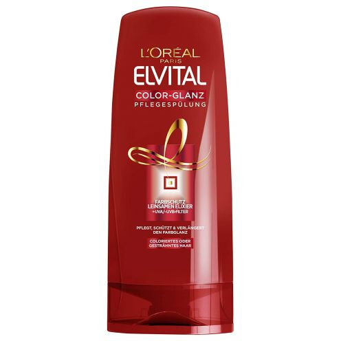 L'Oreal Elvital Pflegespülung Color-Glanz