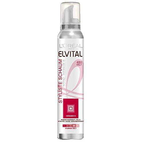 L'Oreal Elvital Styliste Schaumfestiger Totail Repair 5