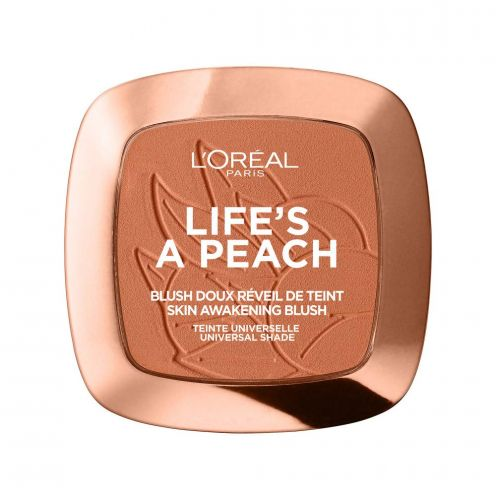 L'Oreal Life's a Peach Blush Rouge