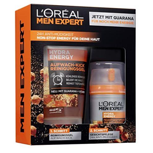 L'Oreal Men Expert Hydra Energy Geschenkset