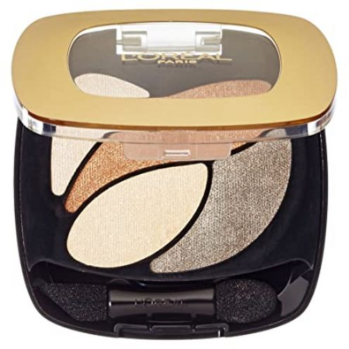 L'Oreal Paris Color Riche Quads Eyeshadow E1 Beige Trench