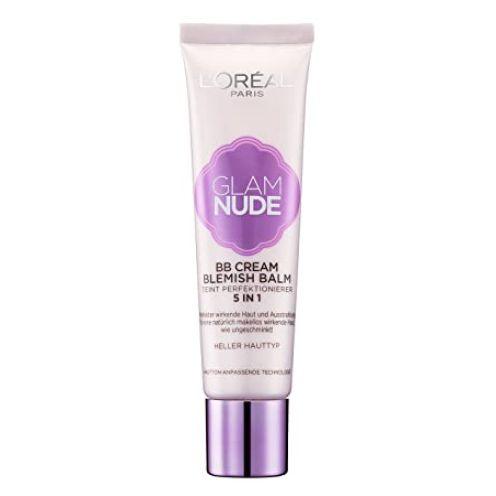 L'Oreal Paris Glam Nude 5in1 BB Cream Blemish Balm