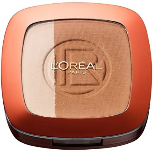 L'Oreal Paris Make Up Glam Bronze Duo Sun Powder