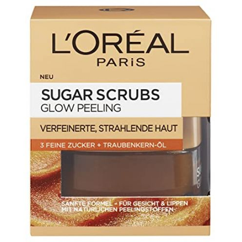 L'Oreal Paris Sugar Scrubs Glow
